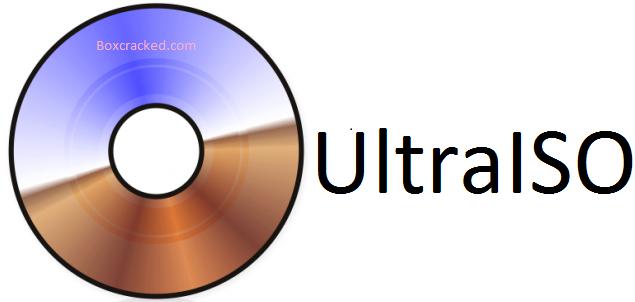UltraISO Crack