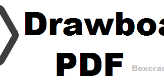 Drawboard PDF Crack