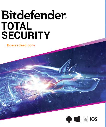 Bitdefender Total Security Crack