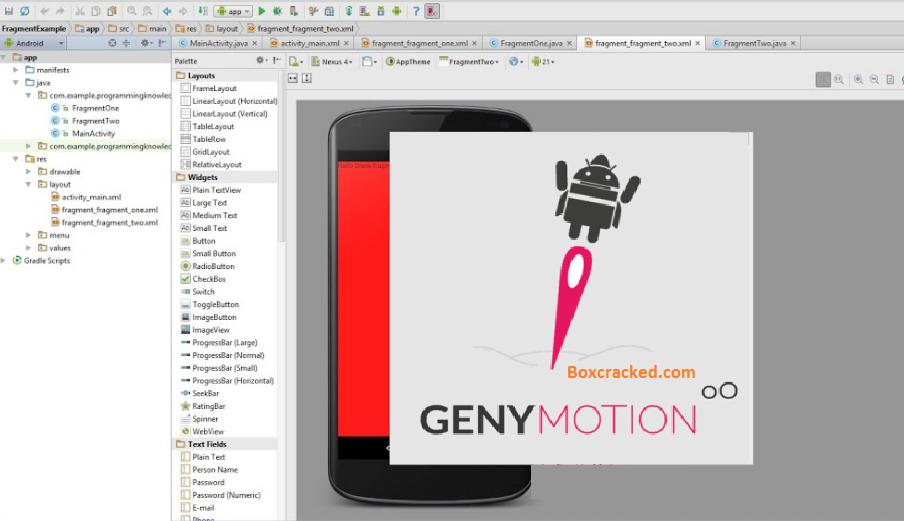 Genymotion Key
