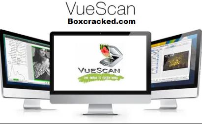 VueScan Crack